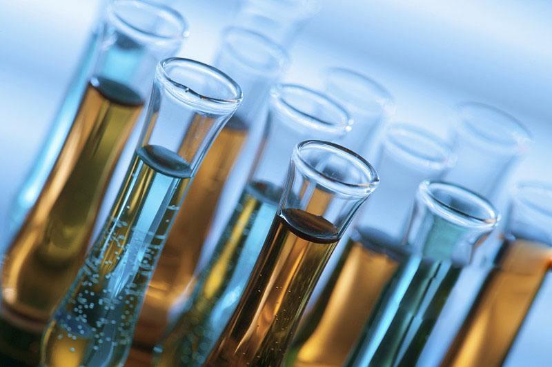 常见化学项目