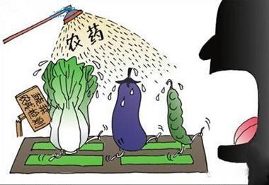 样品中农药残留的测定